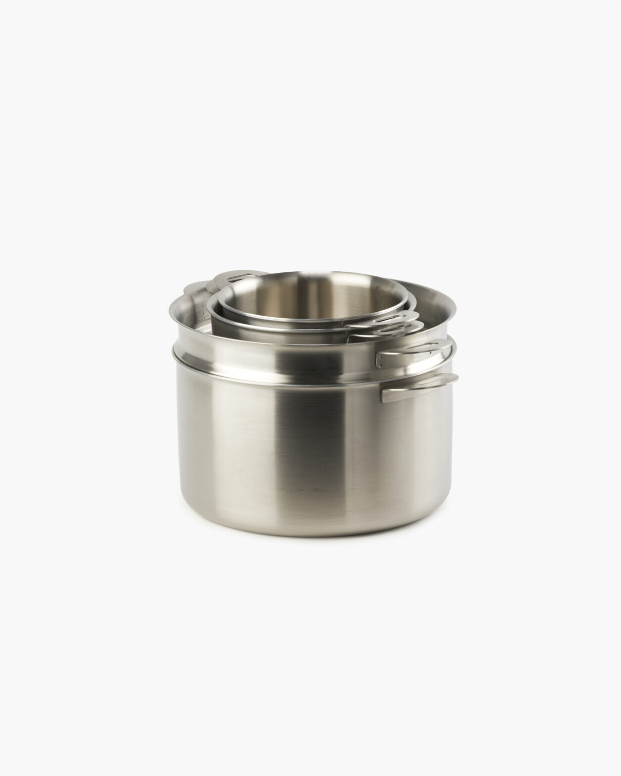 ENSEMBL Stackware Classic4 Stainless Steel Fully Clad Cookware