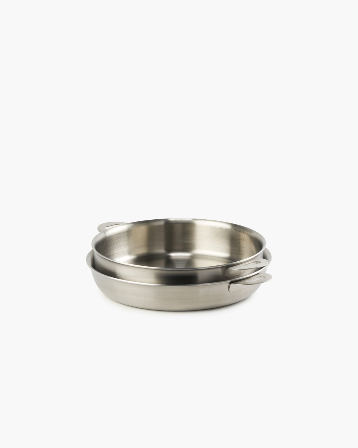 ENSEMBL Stackware Core2 Stainless Steel Fully Clad Cookware
