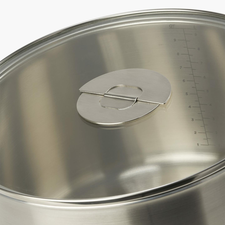 ENSEMBL Stockpot flat lid