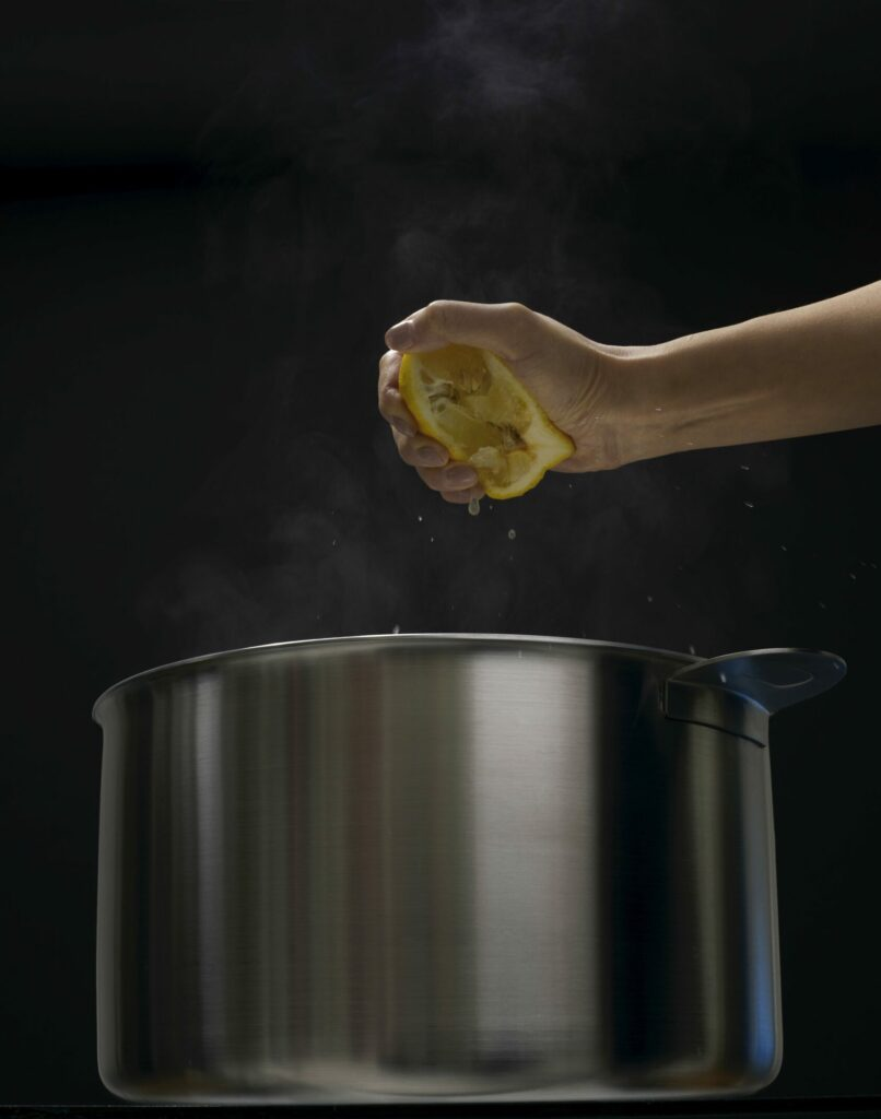 Fully Clad Stainless Steel and Aluminum high performance cookware