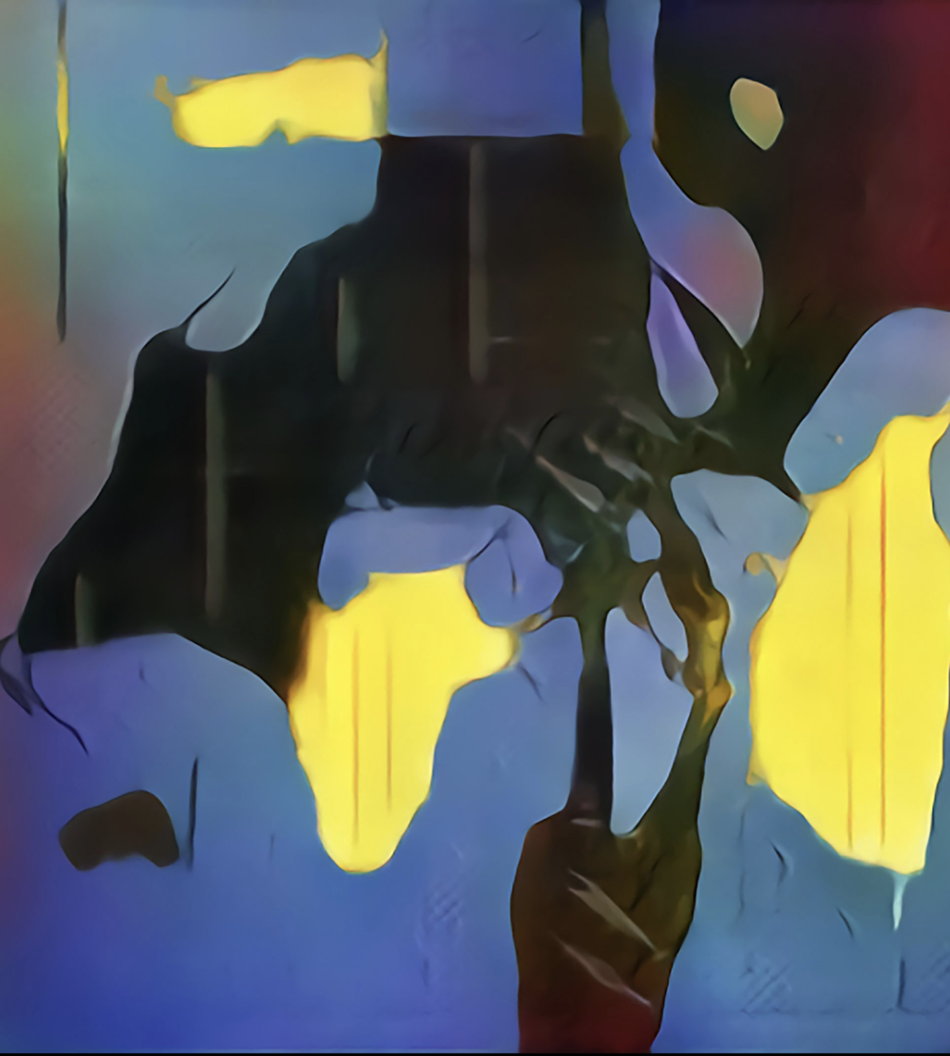 AICAN, Permutations, 2017 AI Generated Art