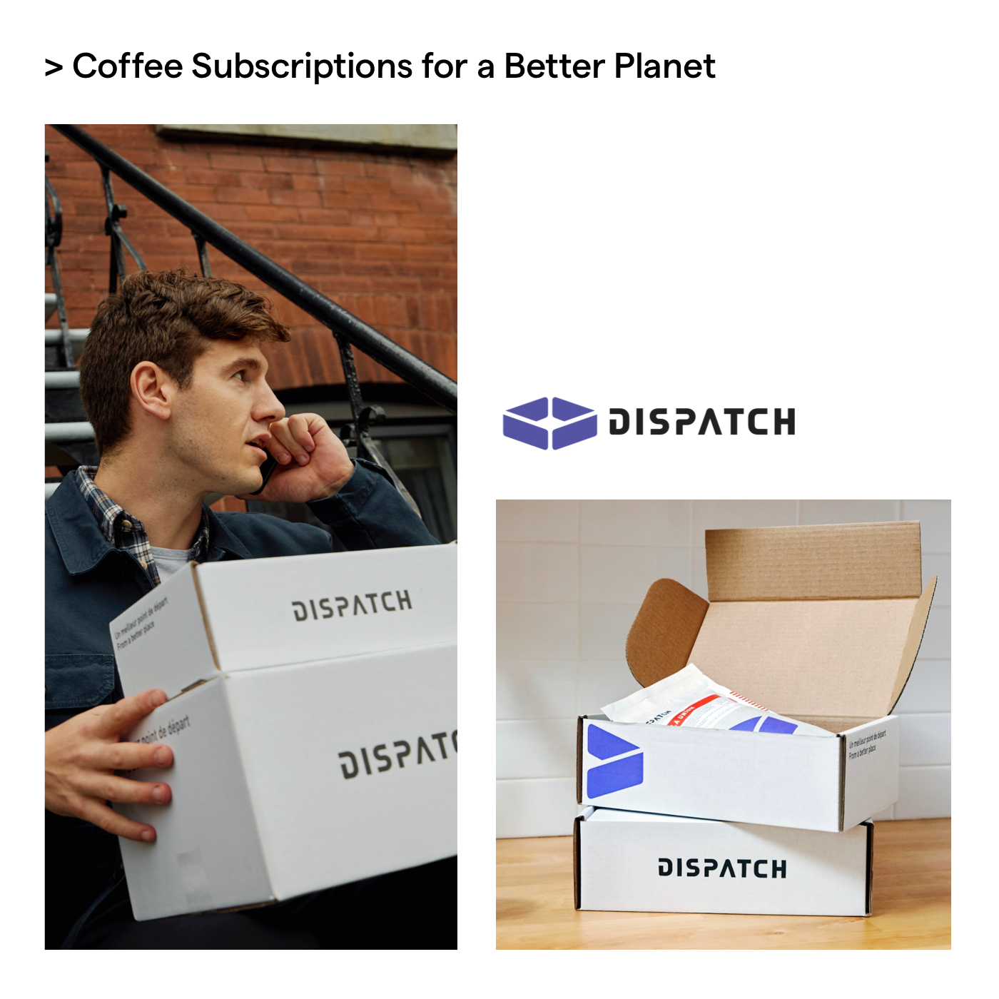 dispatch coffee father's day advanced essentials gift guide