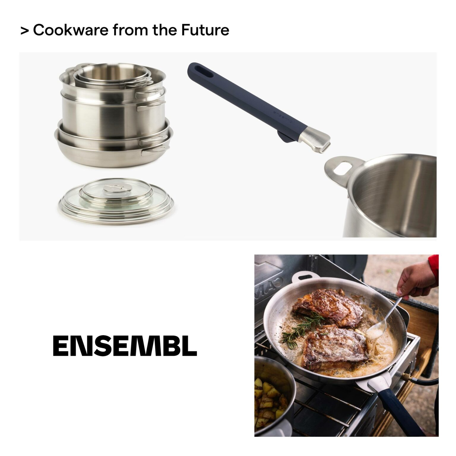 Ensembl stackware father's day advanced essentials gift guide