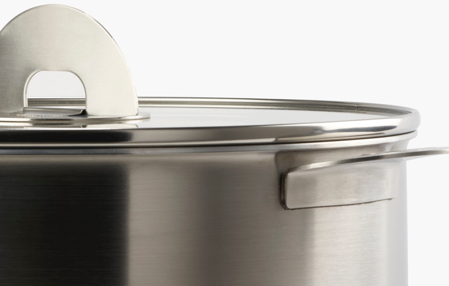 stainless steel cookware with bespoke laser welds