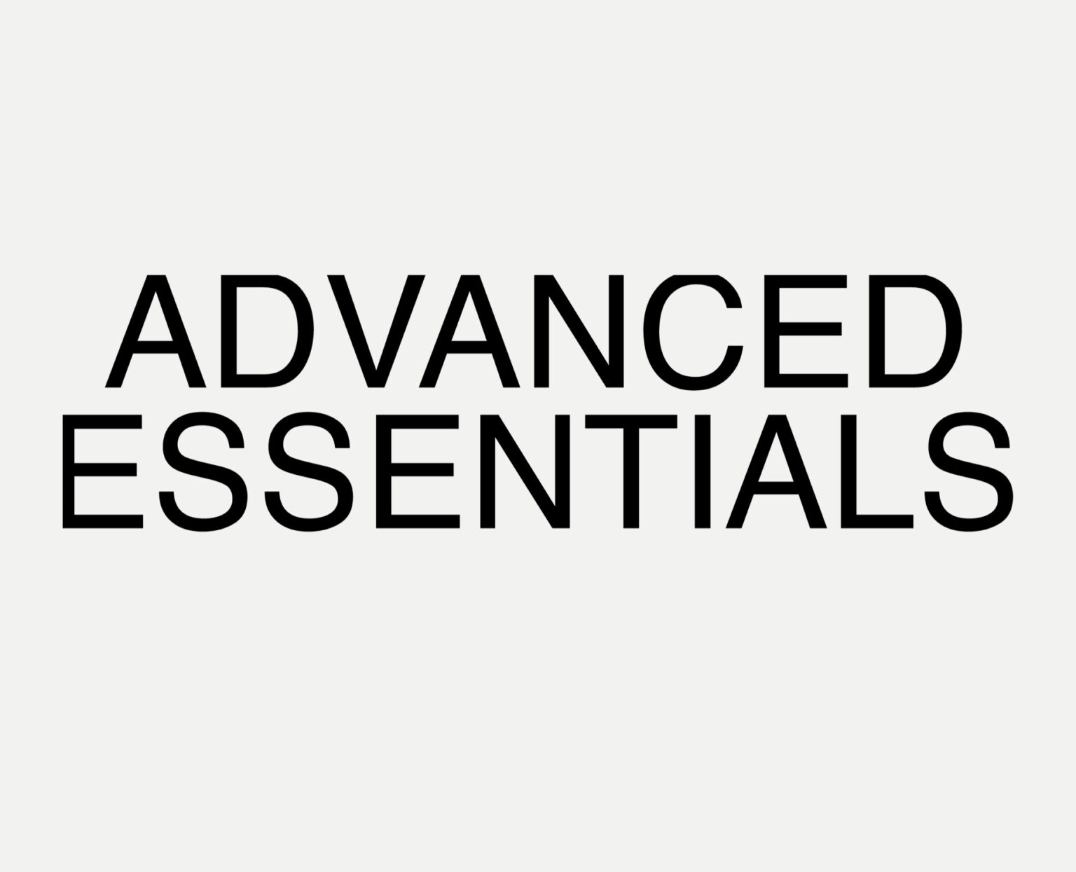 Advanced essentials fathers day gift guide